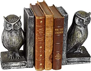 Kensington Hill Standing Owl Bookends Set