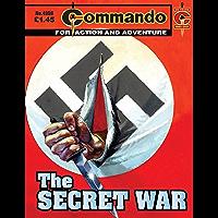 Commando #4358: The Secret War (English Edition)