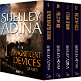Magnificent Devices Books 9-12: Four steampunk adventure novels in one set (Magnificent Devices Boxset Book 4)