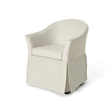 Gordman Accent Chairs.Amazon Com Gordon Traditional Accent Chair With Skirt Beige