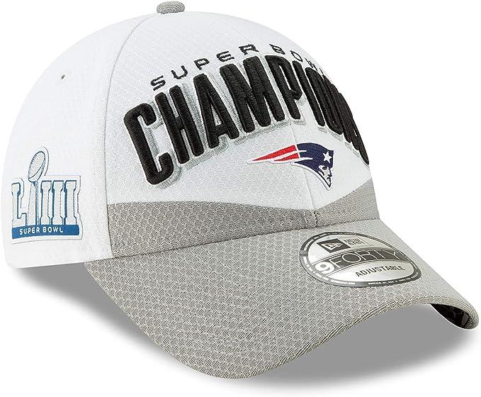 discount official store fantastic savings Amazon.com : New Era New England Patriots Super Bowl Llll ...