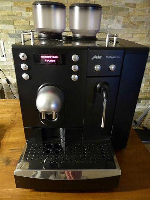 Jura Impressa X7-S - Máquina de café: Amazon.es: Hogar