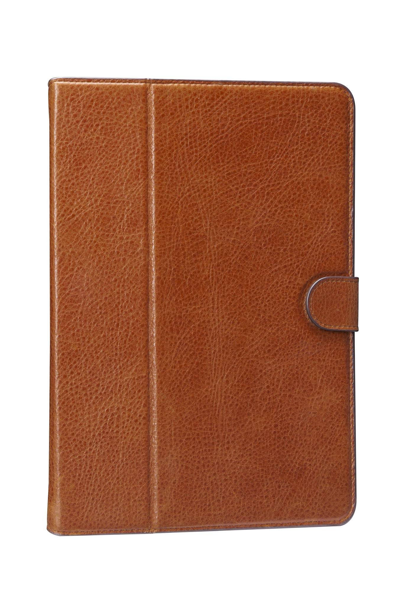 Sena Heritage Tab Folio , Ultra Premium Folio Case that holds cards and note paper for the iPad Pro 9.7'' - Cognac