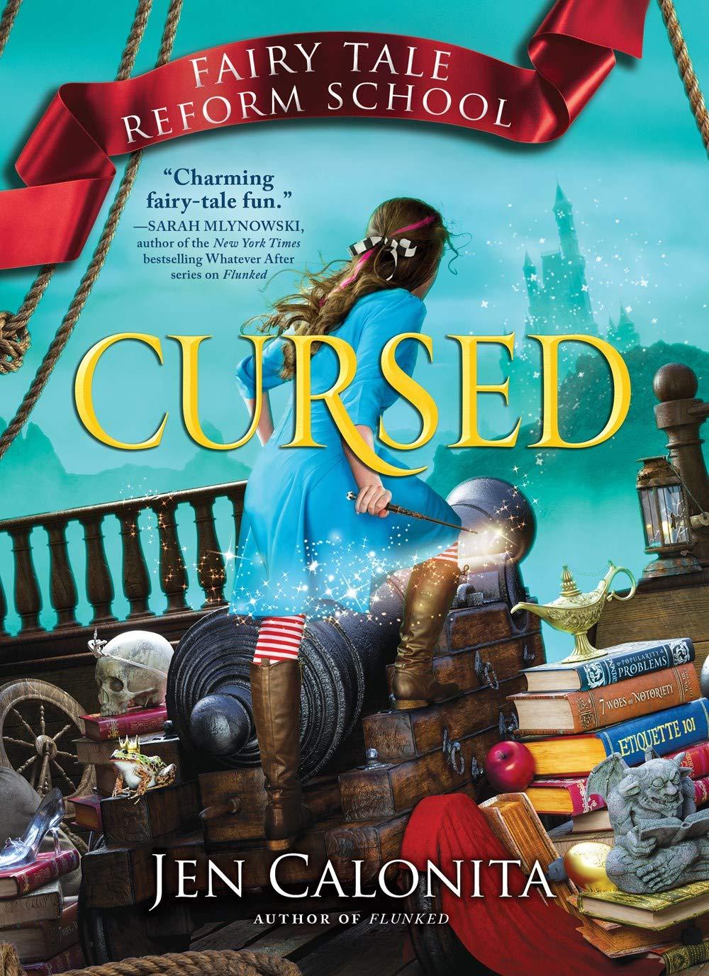 Cursed (Fairy Tale Reform School)