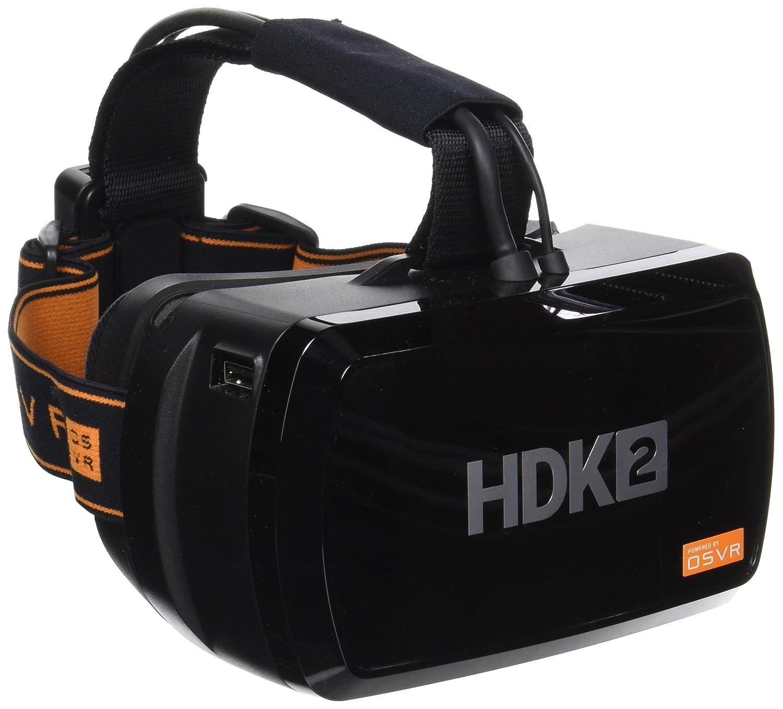 Razer osvr HDKバーチャルグラス+ Smartphone Black用アクセス   B01K521S7Q
