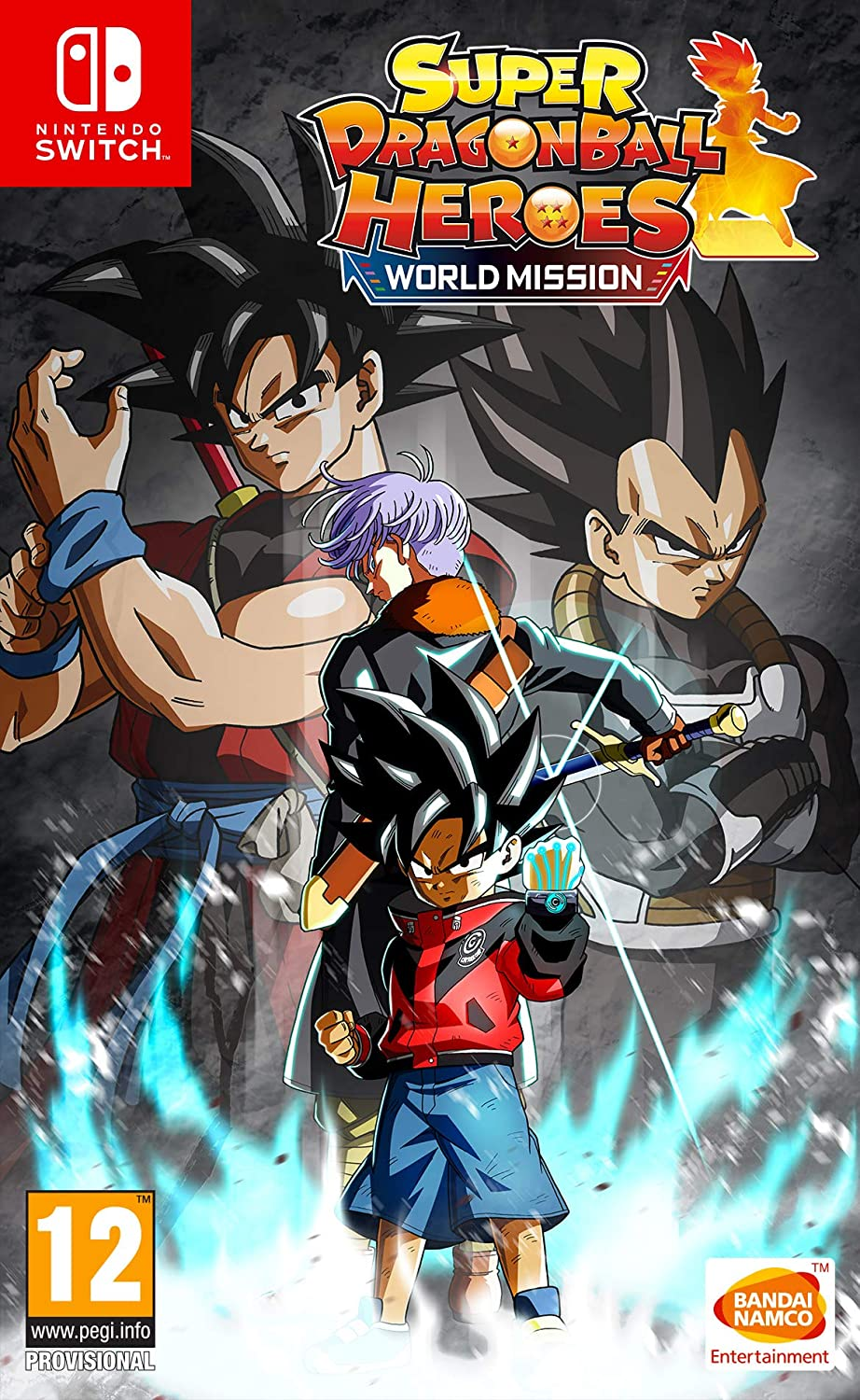Super Dragon Ball Heroes [SWITCH] : World Mission | Bandai Namco Entertainment