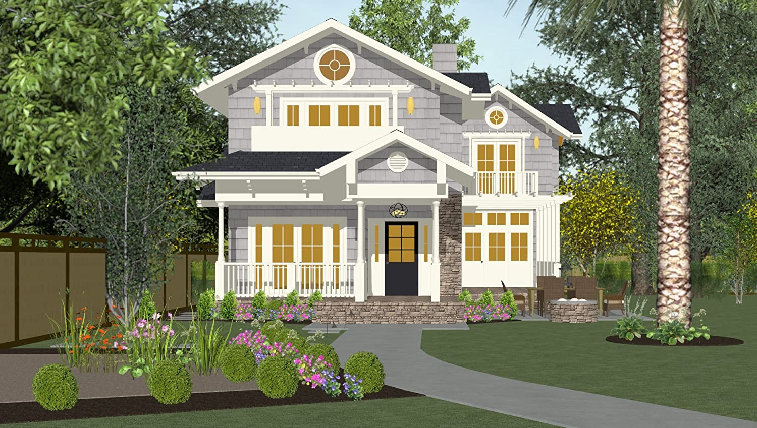 Amazoncom Chief Architect Home Designer Essentials  Software - Professional home design suite platinum