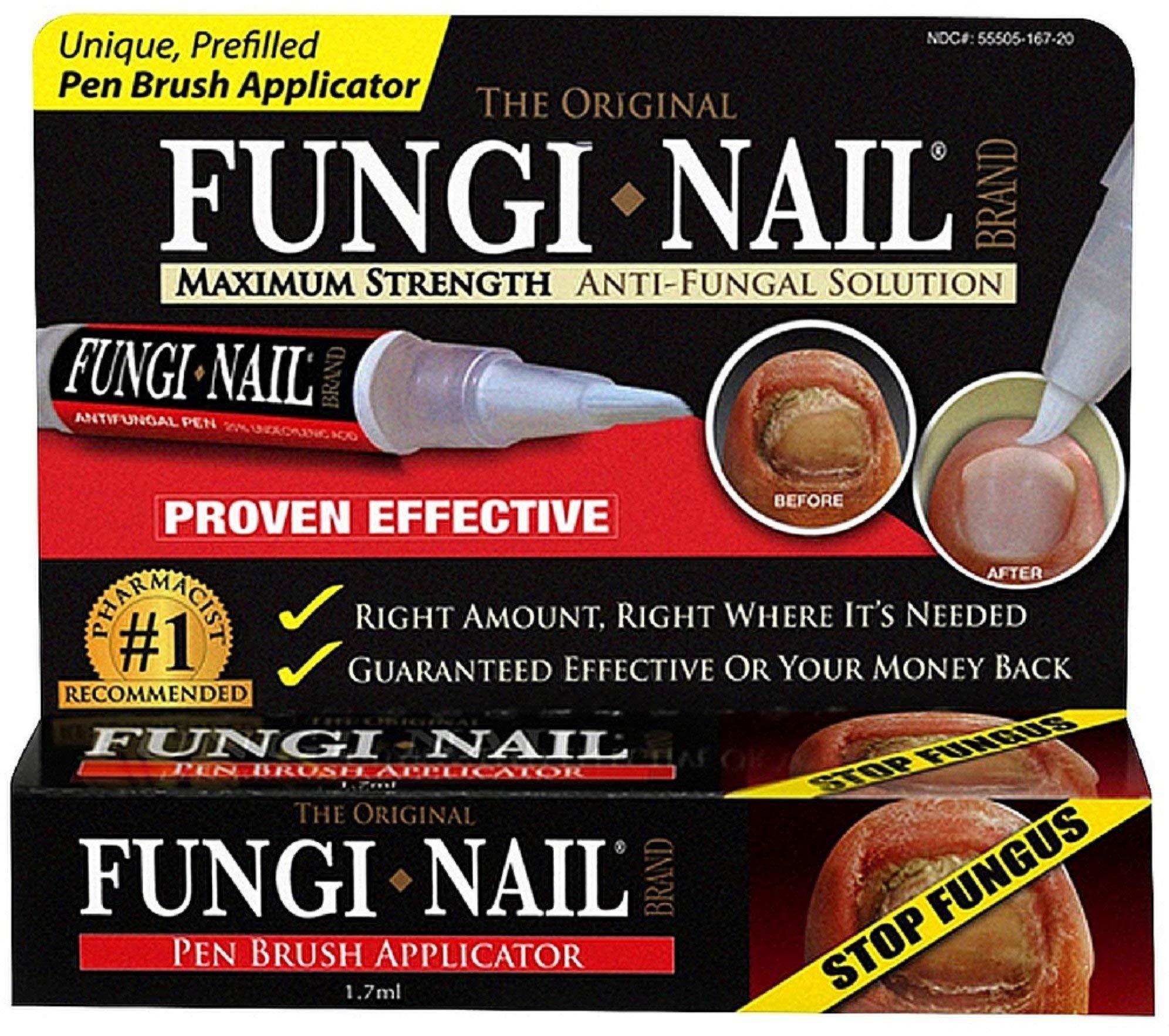 Fungi Nail Pen Applicator Carton (Pack of 5) by Fungi Nail