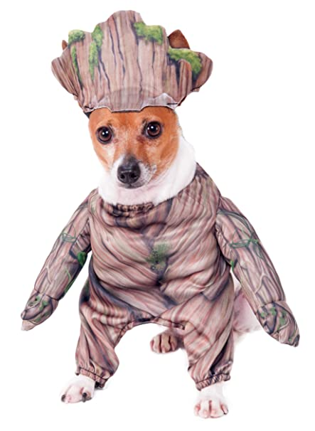 827e3703781 Rubie's Marvel Walking Groot Pet Costume