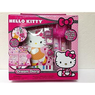 Hello Kitty Dream Diary: Toys & Games