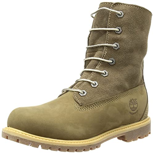 Eu Fleece Marr Teddy down Boot B n Women's Waterproof Timberland Fold taupe 42 Uk 9 m TOwxEC1q