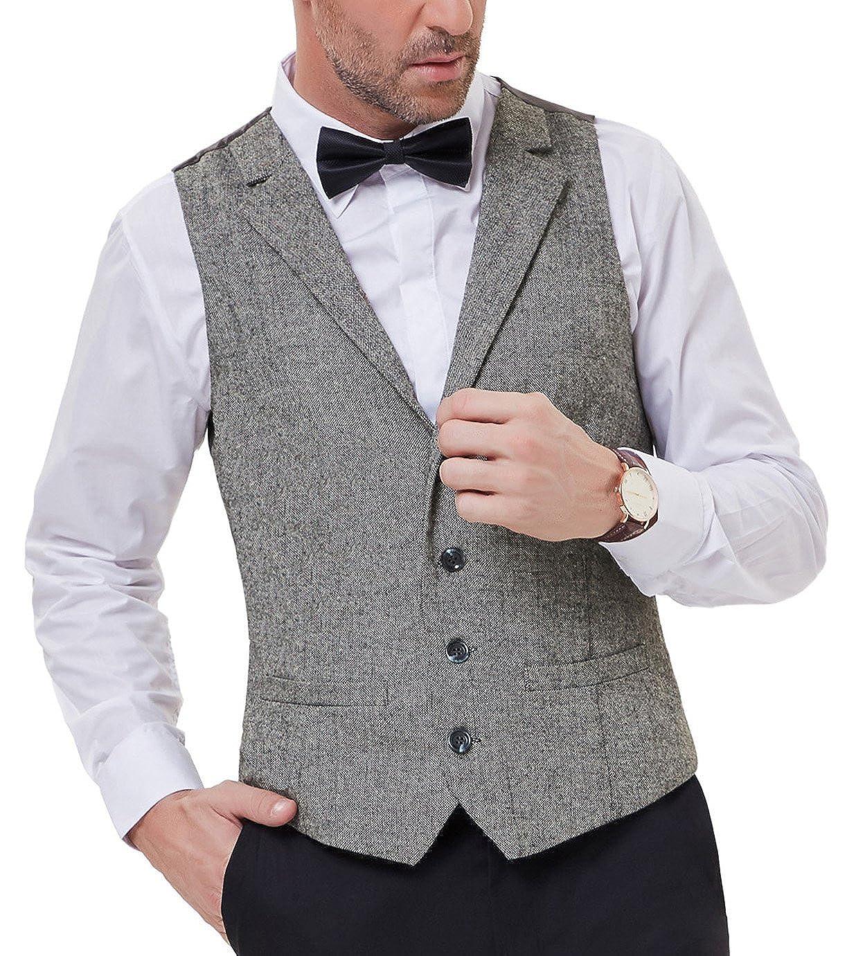 Amazon.com: Paul Jones para hombre traje de negocios ...