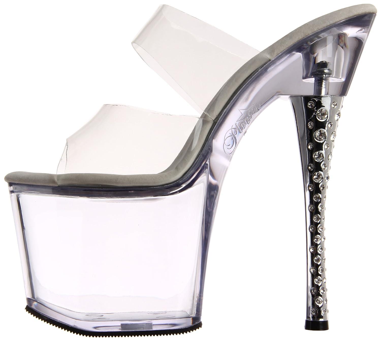 Pleaser Diamond-702 - - - Sexy Plateau High Heels Sandaletten 35-43 - 0f47b4