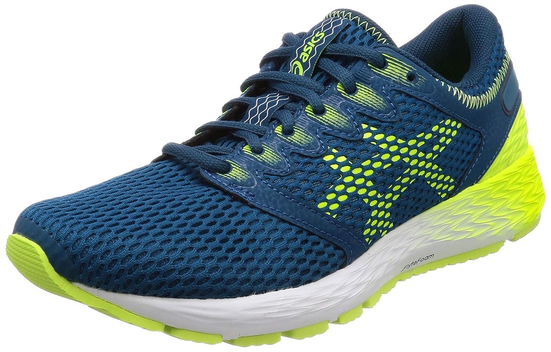 Noir (noir blanc 401) ASICS Roadhawk FF 2, Chaussures de Running Homme 42.5 EU