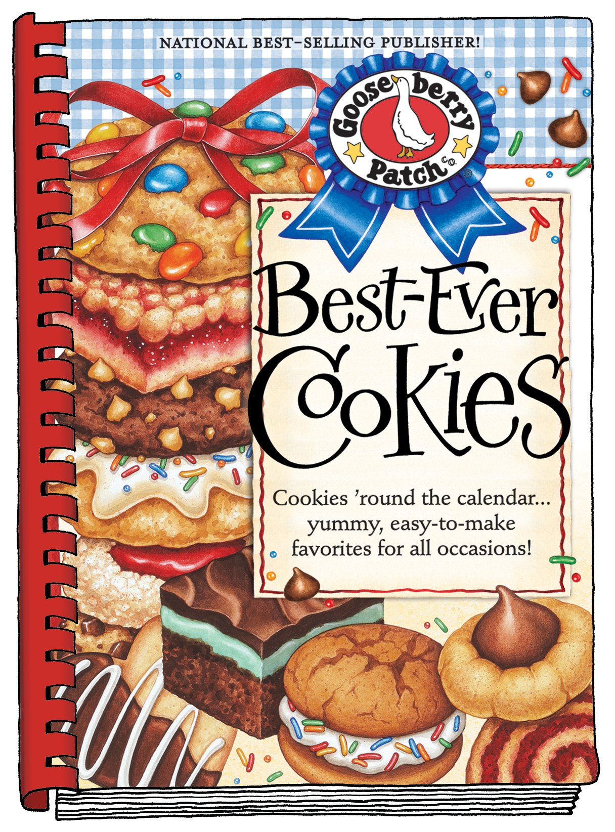 Best-Ever Cookies: Cookies 'Round the Calendar...Yummy, Easy-to-Make Favorites for All Occasions! (Everyday Cookbook Collection) pdf epub
