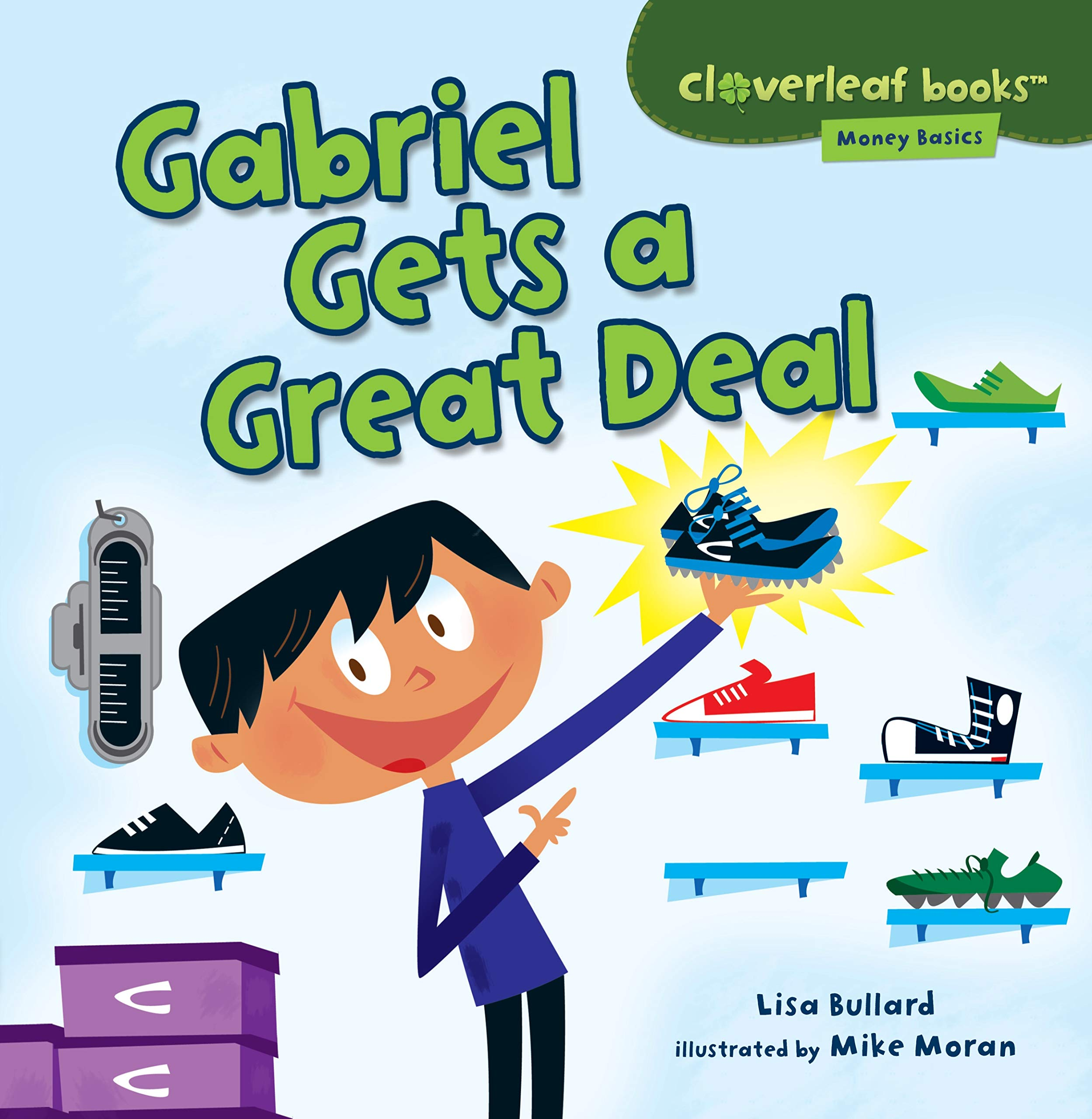 Gabriel Gets a Great Deal (Cloverleaf Books: Money Basics) pdf epub