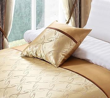 Amazon.com: OSVINO - Juego de 2 fundas de almohada cuadradas ...