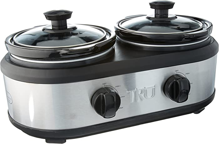 Top 10 Tru 3 Pot Slow Cooker