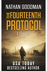 The Fourteenth Protocol: A Thriller (The Special Agent Jana Baker Spy-Thriller Series Book 2) Kindle Edition
