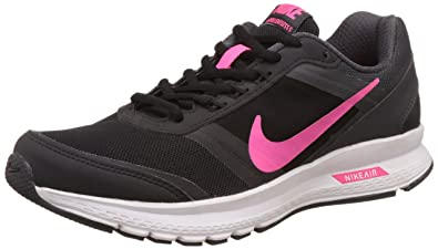 competitive price efbc1 8a6ff Nike Womens Air Relentless 5 MSL Running Trainers 807099 Sneakers Shoes (US  7, Black