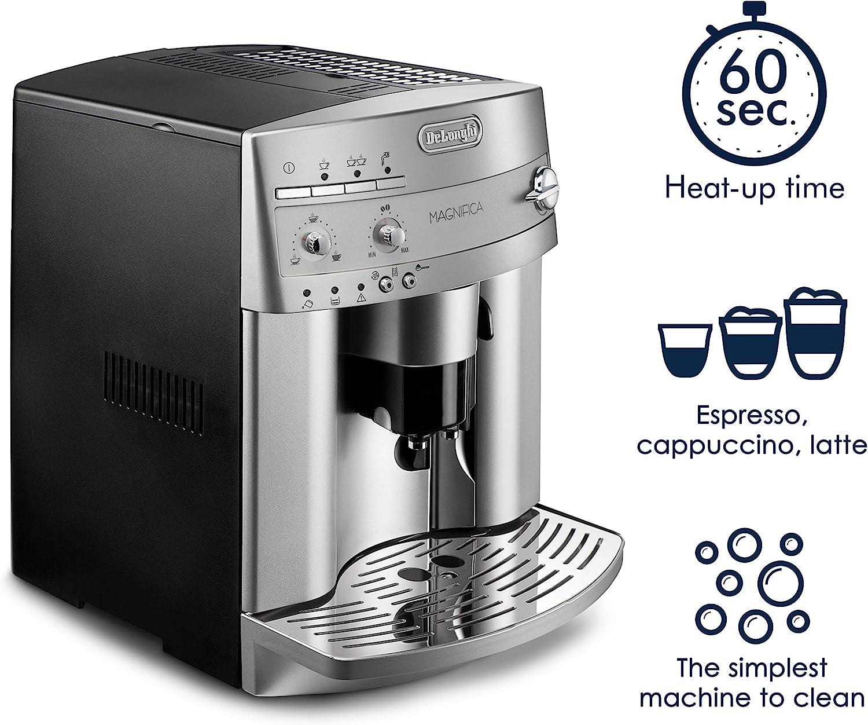 De'Longhi ESAM3300 Super Automatic Espresso/Coffee Machine Funtions