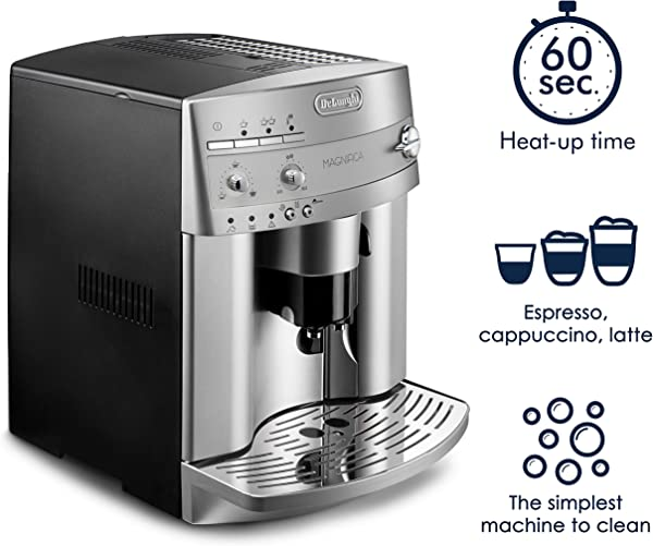 DeLonghi-Magnifica-Usage-and-Maintenance