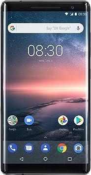 Nokia 8 Sirocco 4G 128GB Negro: Amazon.es: Electrónica