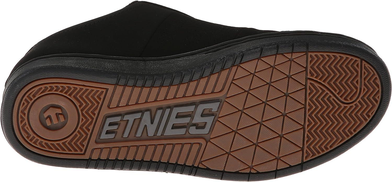 Etnies Kingpin Mens Brown Black Suede /& Synthetic Skate Trainers