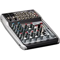 Behringer QX1002USB Xenyx Premium 10 Input 2 Bus Mixer
