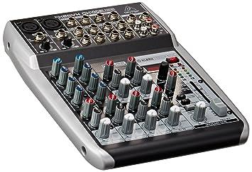 table de mixage compacte