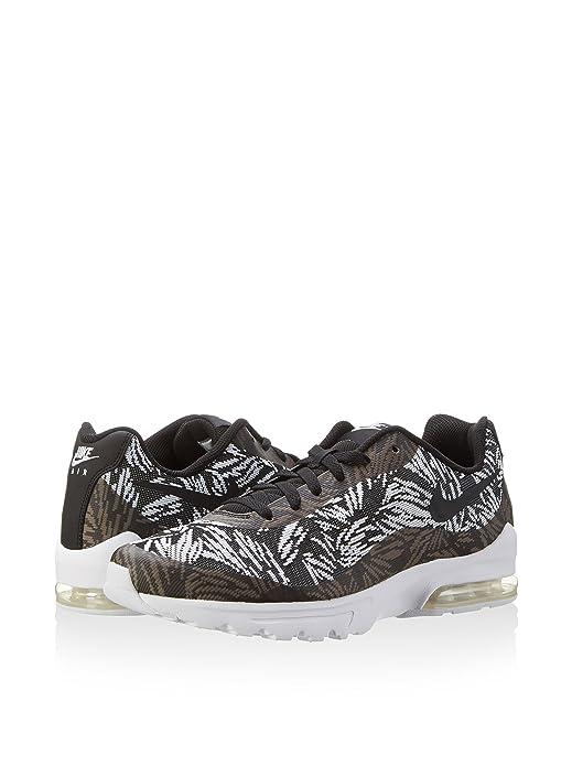 huge discount 2ac04 507b1 Nike Air Max Invigor Kjqrd, Chaussures de Sport Homme, Noir-Blanc, 44 EU   Amazon.fr  Chaussures et Sacs
