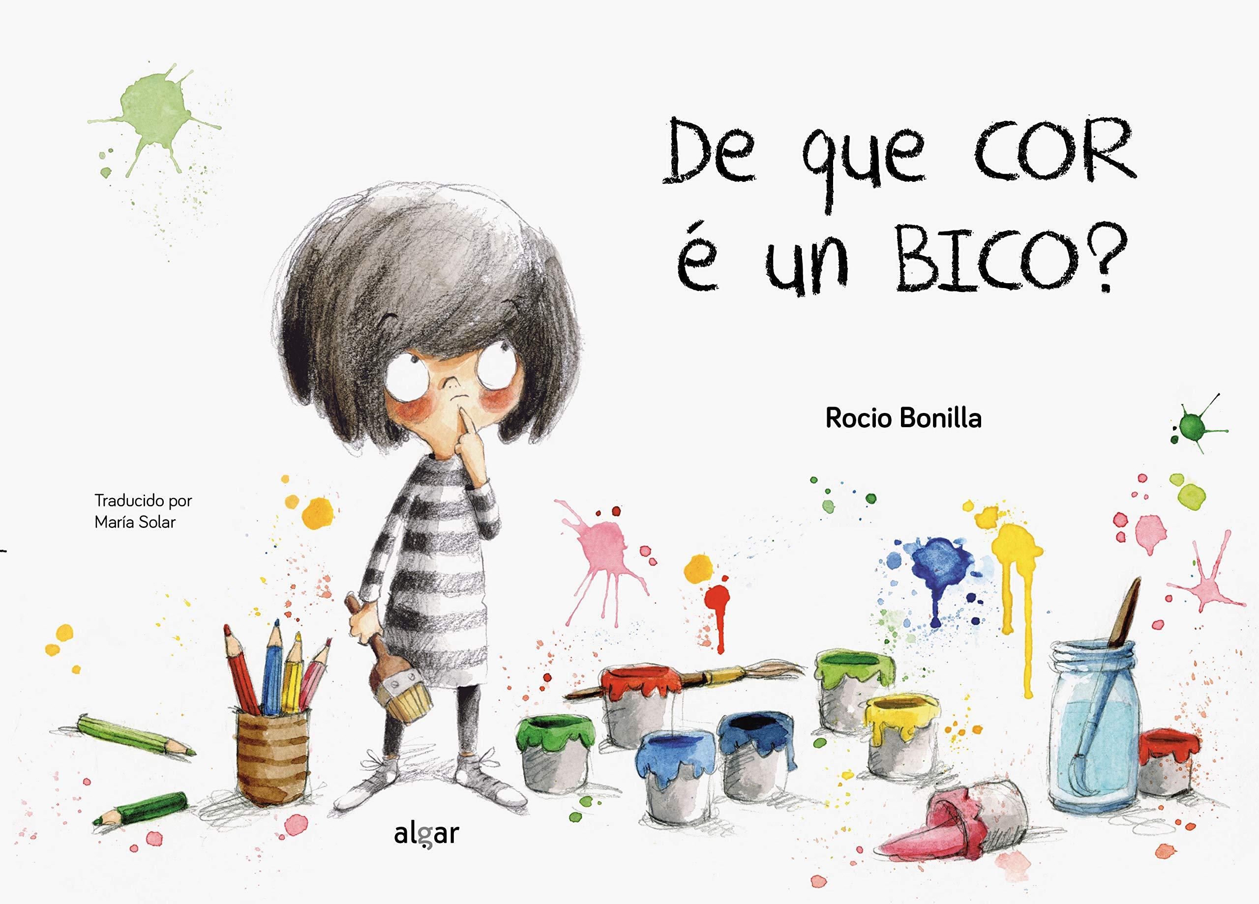 De que cor é un bico?: 41 (Álbumes ilustrados): Amazon.es: Bonilla ...
