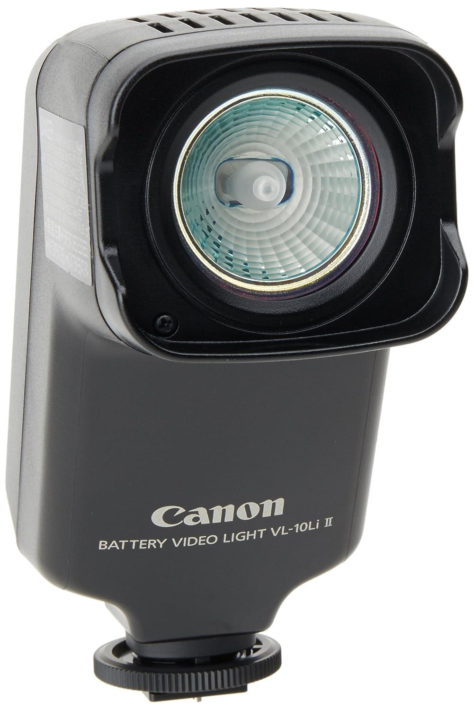 Canon Video Light VL-10Li II for XF305, XF300, XF205, XF200, XF105, XF100, XA25, XA20, XA10 Professional Camcorder