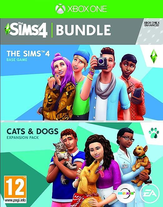 The Sims 4 Plus Cats and Dogs Bundle - Xbox One [Importación inglesa]: Amazon.es: Videojuegos