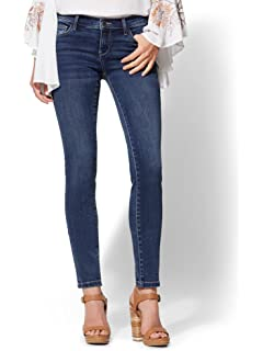 a234dd83240 New York& Co. Women's Tall Legging- Nyc Runway - Super Stretch - Soho Jeans