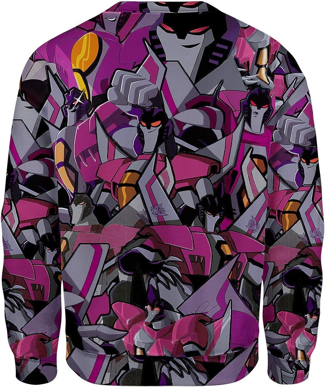 All Over Shirts Starscream Sweatshirt