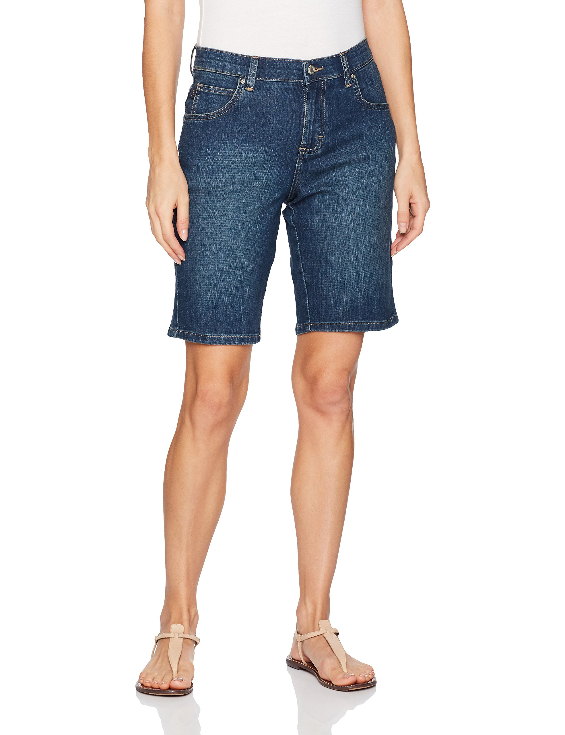 LEE Women's Relaxed-fit Bermuda Short, Journey, 14 by LEE