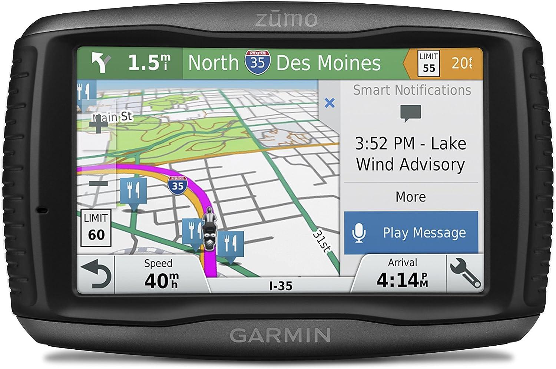 Garmin zūmo 595LM Motorcycle GPS