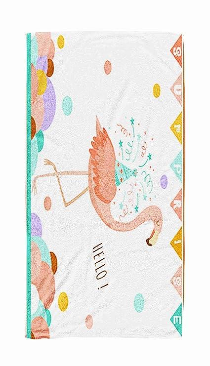 Amazon.com: Shorping Yoga Towel Travel,Birthday Greeting ...