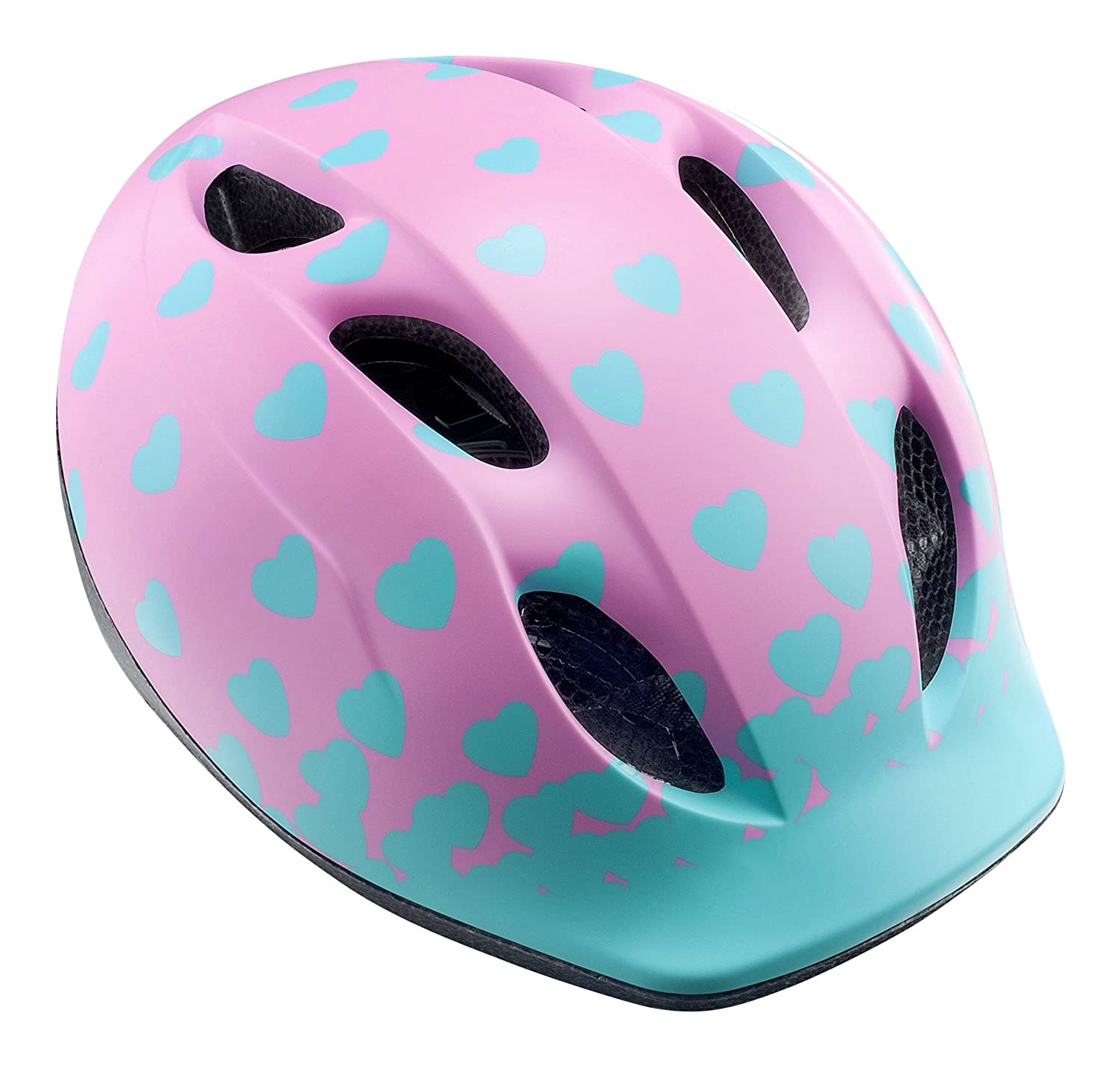 MET Kinder Fahrradhelm Super Buddy Cyan Pink 52 57 cm 3HELM19M0CR Amazon Sport & Freizeit