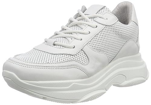 Steve Madden Zela-p Sneaker, Zapatillas para Mujer: Amazon.es: Zapatos y complementos