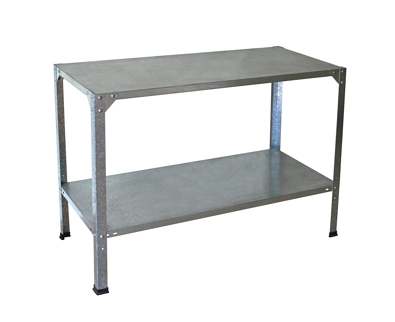 Gartentisch aus Metall