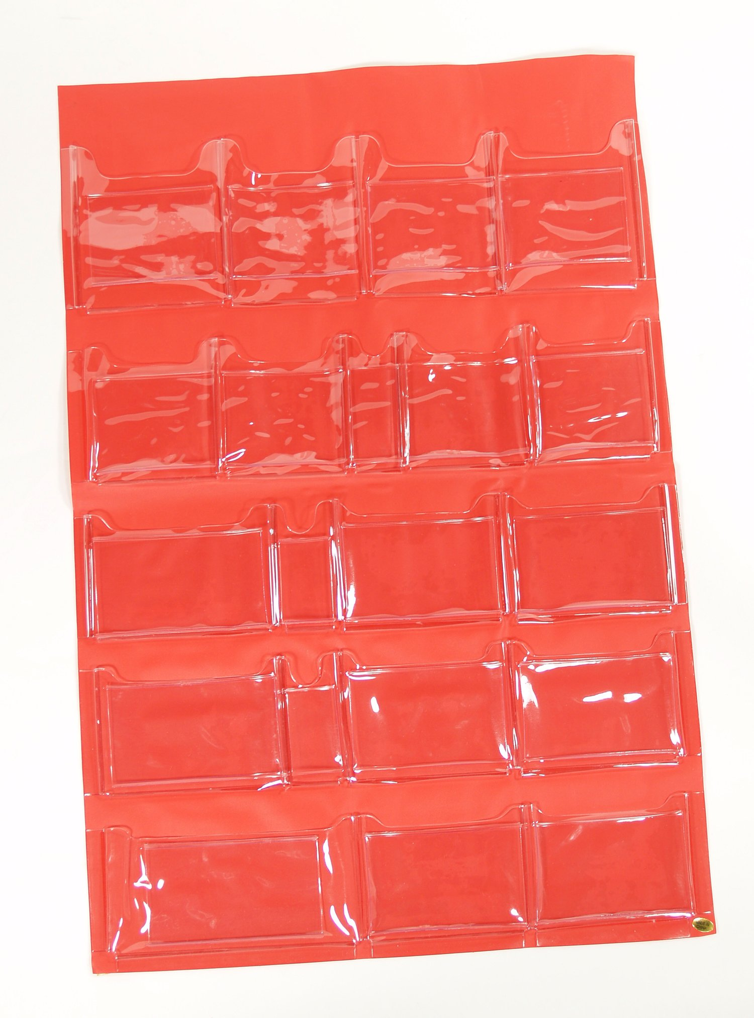 Medique Products 734PK Pockets for 4 Shelf First Aid Kit