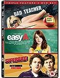 Bad Teacher/ Easy A/ Superbad Triple Pack [DVD]