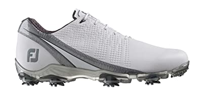 buy online c45c9 7355a Footjoy Mens Golf Multi-Coloured WhiteSilver Size39 ...
