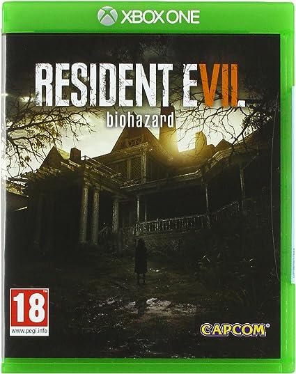 Resident Evil 7: Biohazard: Amazon.es: Videojuegos