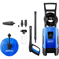 Nilfisk 128471163 C 135.1-8 HOME Hogedrukreinigers 1800 W, 230 volts, blauw