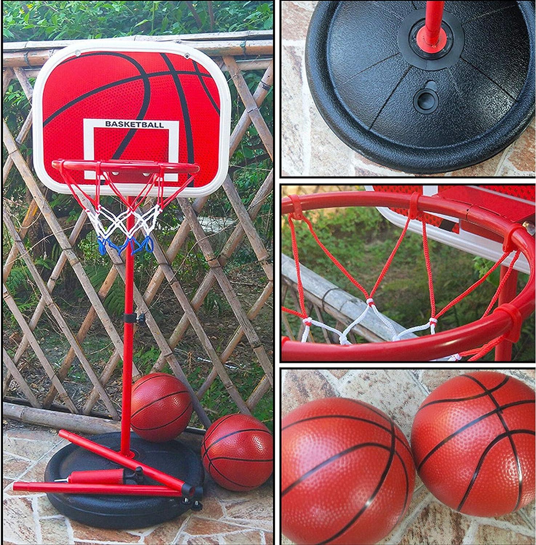 Cane Garden Adjustable 170cm Kids Basketball Back Board Stand /& Hoop Set Children Gift UK