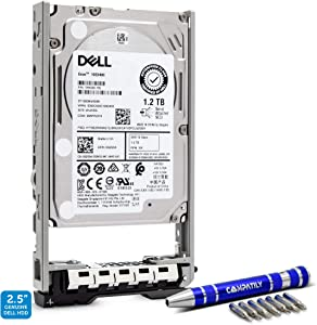 Dell 400-AJPD 1.2TB 10K SAS 12G 2.5"
