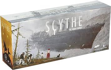 Stonemaier Games Juego de Mesa STM600 Scythe (Idioma español no garantizado): Amazon.es: Juguetes y juegos